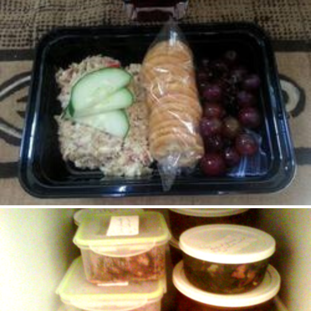 Personal Chef Meal Prep Packaging Services