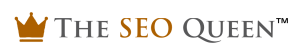 The SEO Queen Logo